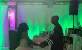 DMX Dances With His Daughter Sasha