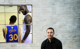 Steph Curry Photo Shoot