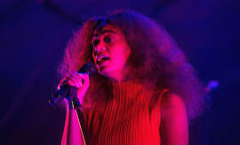 Solange at ACL