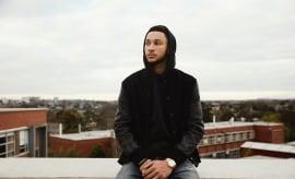 Ben Simmons in Melbourne, Australia