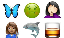Emojis in iOS 10.2