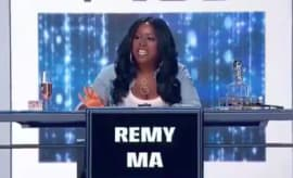 Remy Ma on 'Hip-Hop Squares'