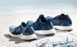 Parley Adidas Ultra Boost Night Navy Pack