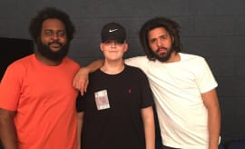 Bas, Collin, and J Cole
