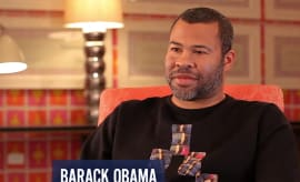 For the 1000th time, someone asks Jordan Peele to do his top-shelf Obama impression.