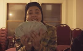 """This is Young M.A.'s video for """"EAT."""""""
