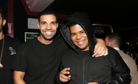 Drake and Makonnen