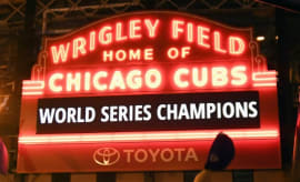 The Cubs are World Series champions.