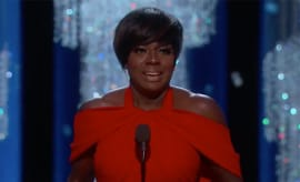 This a photo of Viola Davis.