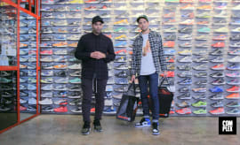 G-Eazy Sneaker Shopping