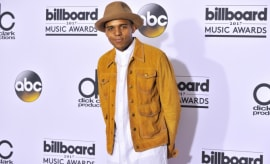 C.J. Wallace appears at the 2017 Billboard Music Awards.