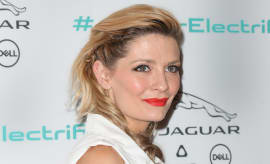 Actress Mischa Barton attends the Jaguar next era vehicle unveiling event