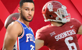 Does The Heisman Trophy Matter Anymore? Is Ben Simmons As Good as Lebron? | Out Of Bounds