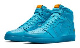 Gatorade Air Jordan 1 Blue