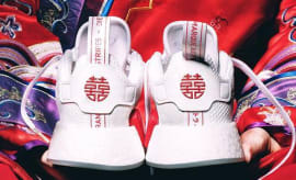 Another adidas Originals NMD R1 STLT Colourway Surfaces Online