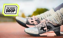 WOEI x ASICS Gel Lyte III Australian Sneaker Release Info: The Weekly Drop