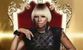 Mary J. Blige 'Strength of a Woman'