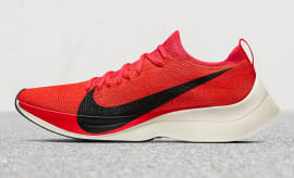 Red Nike Zoom VaporFly Elite