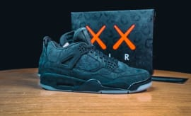 lifeatcomplex a look at the air jordan 4 kaws friends family