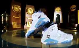 Air Jordan 6 UNC Championship PE