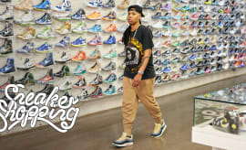 Lena Waithe Goes Sneaker Shopping With Complex | Sneaker Shopping