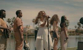 Solange Reebok Classics Crib Coachella 2017