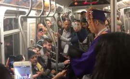 subway graduation