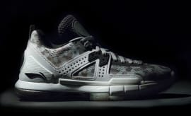 Li-Ning Way of Wade 5 Grey Camo Release Date Profile
