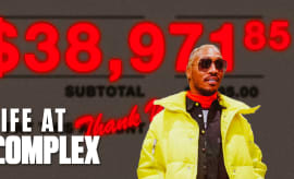 Did Future Break The Sneaker Shopping Record? | Life At Complex