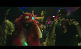 "Rick Ross ""She on My Dick"" f/ Gucci Mane Video"