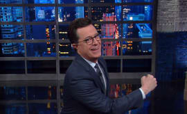 Colbert on Trumpcare