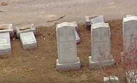 Muslim activists raise money for vandalized cemetery