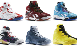 Reebok Shaq Attaq 2017 Retro Colorways Release Dates