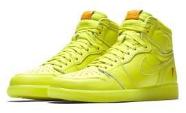 Air Jordan 1 Gatorade Cyber Yellow Lime Release Date AJ5997-345 Main
