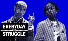 Vic Mensa vs. Tekashi69 & Akademiks, Rich the Kid Trapped on 300? | Everyday Struggle