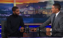 Big Sean on 'The Daily Show'