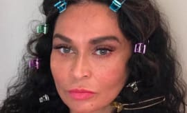 Tina Knowles Dresses Up as Beyoncé and Solange