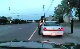Dashcam Footage of Philando Castile Shooting