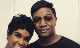 Yung Joc rocks a new look.