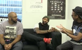 This is Joe Budden talking on Complex's Facebook Live.