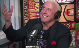 Ric Flair on ESPN Radio.