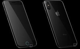 iphone 8 rumored look