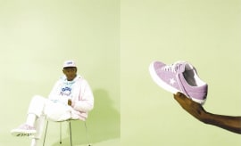 Tyler the Creator Converse One Star Flow Boy Golf