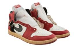 Air Jordan 1 Injury Strap Sample