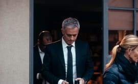 Mourinho x Heineken 1