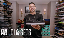 Pro Skater Paul Rodriguez Brings 300 Pairs Of Sneakers Out of Storage | Complex Closets