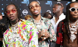 This is a photo of Migos.