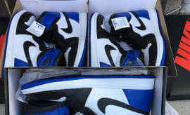 Fragment Air Jordan 1 Marshalls