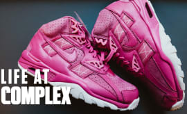 Exclusive Nike Breast Cancer Sneakers Revealed | Life At Complex