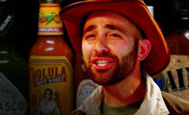 Hot Ones Coyote Peterson Thumb